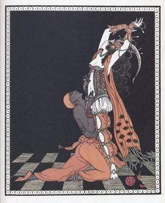 Illustration pour Sheherazade