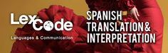 Need Spanish translations? Lexcode it! Email us at phpm@lexcode.com and get a free quote!