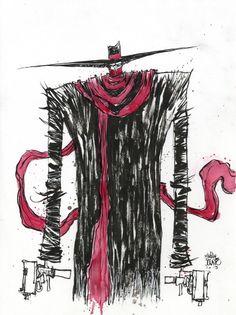 Skottie Young - The Shadow Comic Art