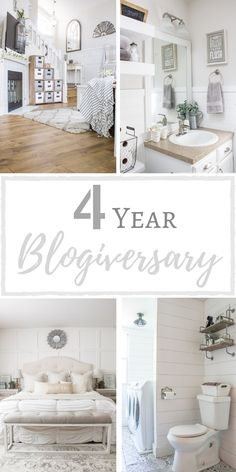 My 4 Year Blogiversa