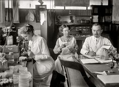 """1912. """"Dr. George Stiles. Bacteriologist at George Washington University who was supposed to have discovered a TB germ."""""""