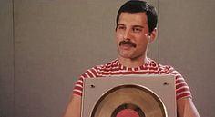 The Man, the Myth, the Legend.... Freddie Mercury