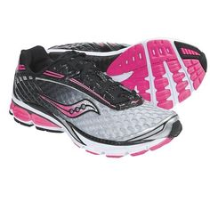 love the colors! earn them, girl! Saucony PowerGrid Cortana Running Shoes