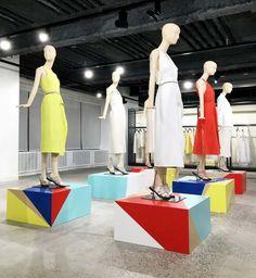 HUGO BOSS Press Day October 2015 by RTOO worldwide, New York City » Retail Design Blog