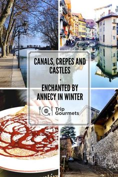 Join us on a journey to the picturesque town of Annecy in the French region of Auvergne-Rhône-Alpes and discover with us canals, crepes and castles. We were truly enchanted by Annecy un winter.