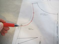 Pattern Paper overview from a commercial pattern maker.