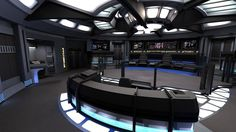 Starship Voyager   captain s something that star trek voyager would also adopt