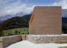 Galería de Centro de Interpretación de la Naturaleza / Capilla Vallejo Arquitectos - 8
