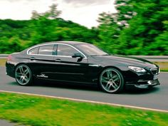 Das erste viertürige Coupé aus München besticht mit eleganter Formensprache. Das BMW 6er Gran Coupé von AC Schnitzer #tuning #grancoupe #bmw