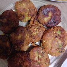 Κολοκυθοκεφτέδες νηστίσιμοι ή vegan!!! συνταγή από I❤to Cook by Rania - Cookpad Vegan Foods, Ethnic Recipes