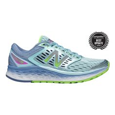 Runners, rejoice! If youre looking for an incredibly smooth, soft, and supremely cushioned ride, the Womens New Balance Fresh Foam 1080v6 is it! Called the most pinnacle execution of Fresh Foam, the Fresh Foam 1080v6 utilizes enhanced forefoot flexibility, generous midsole heights, and the recognized plush compound of Fresh Foam