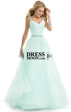 I like this - Lovely Sweetheart Tulle Beading Ball Gown Prom Dress. Do you think I should buy it?