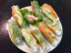 Ovo Vegetarian, Fresh Rolls, Canning, Dinner, Ethnic Recipes, Food, Dining, Home Canning, Dinners