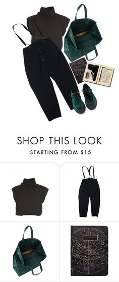 """""""bounty hunter"""" by maplesyruptears ❤ liked on Polyvore featuring Rick Owens Lilies, Limi Feu, Maison Margiela and T.U.K."""