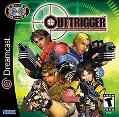 Outtrigger (Sega Dreamcast, for sale online Arcade, Turbografx 16, Online Video Games, Sega Dreamcast, Playstation Games, Xbox, Strategy Games, Super Nintendo, Entertainment System