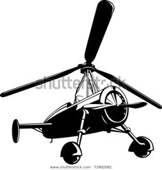 Find Vector Illustration Autogyro Black White stock images in HD and millions of other royalty-free stock photos, illustrations and vectors in the Shutterstock collection. Thousands of new, high-quality pictures added every day.
