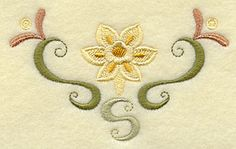 Machine Embroidery Designs at Embroidery Library! - Color Change - E5008