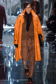 Berluti Fall 2015 Menswear Fashion Show
