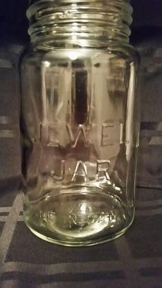 Jewel Jar ( tall  ) #46