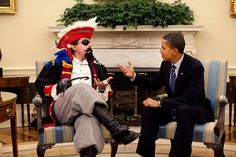 NO TIME FOR NETANYAHU...But time for pirate talk day ??????