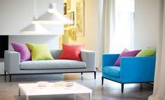 Romo Linara fabrics/cushions