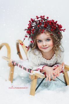 """проект """"CHRISTMAS IS ALL AROUND"""" стилист Луиза Потапова"""