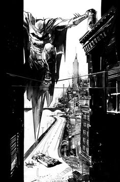 Batman Art Series by Sean Gordon Murphy — GeekTyrant