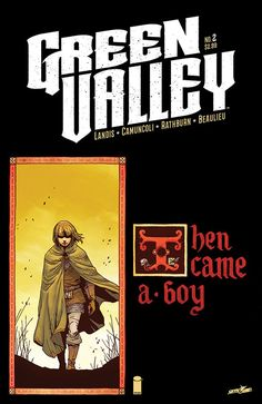 Green Valley #2: The Boy Atests