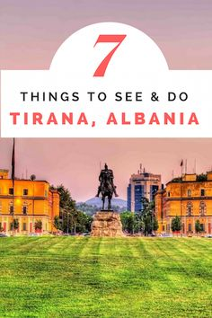 Tirana is often overlooked by the few tourists who visit Albaniaas just a means to get in and out of the country. I discovered there…