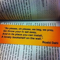 Roald Dahl, author of many wonderful books but the Fantastic Mr. Fox is at the top of the list in our house!