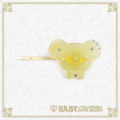 Baby, the stars shine bright Milky Way☆hair pin