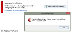 [HOTFIX] Error Code 0×80070424 For Windows Update, Microsoft Update & Windows Firewall In Windows 7, 8