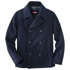 Merona® Men's Peacoat - Assorted Colors