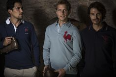 Polo coq vintage - Polo France - http://www.sports-depoque.com/
