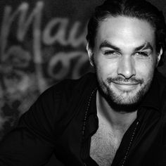 Jason Momoa. Because you can't just pin one.