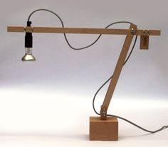 diy table lamp - Google Search