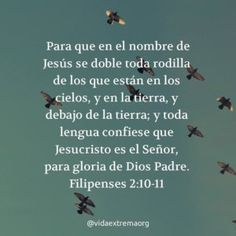 Filipenses 2:10-11