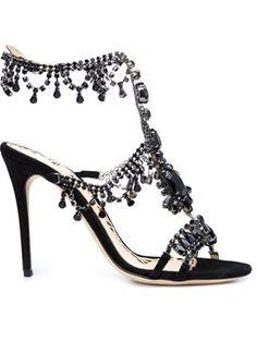 6dac4e5d755 201 Delightful Women s Black Color Heels images