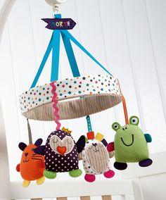 Timbuktales - Lit bébé Mobile musical - Mobiles bébé - Mamas & Papas
