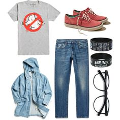 Festa 3 - Loser Like Me by wishmemuke on Polyvore featuring Levi's, Stussy and Hollister Co.