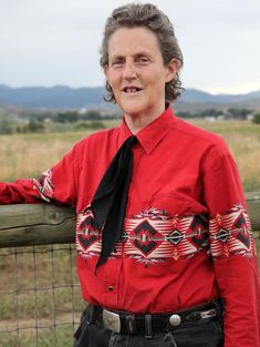 Autistic author Temple Grandin looks at how The Autistic Brain sees world differently.