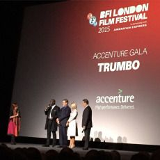 A #review of #Trumbo at the 59th BFI London Film Festival #LFF