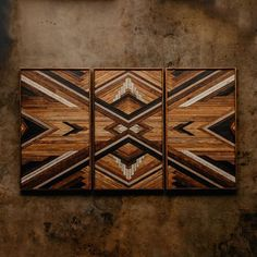 Reclaimed Wood Wall Art, Wood Wall Decor, Wooden Wall Art, Diy Wall Art, Wood Art, Wood Wood, Painted Wood, Room Decor, Pallet Barn