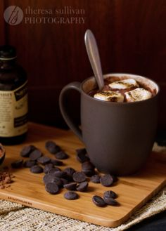 Rich & Creamy 5-Minute Hot Chocolate For One