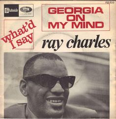 "Ray Charles ""What'd I Say / Georgia On My Mind"" (1961)"
