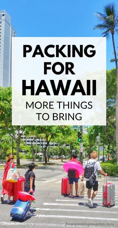 Hawaii Vacation Tips, Packing List For Vacation, Packing Tips For Travel, Hawaii Travel, Vacation Trips, Vacation Travel, Beach Travel, Travel Ideas, Vacations