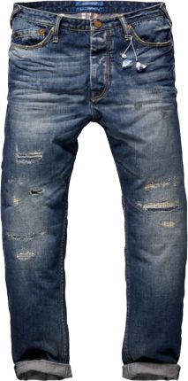 Scotch & Soda Fall/Winter 2012 / Jeans for Women