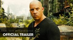 The Last Witch Hunter starring Vin Diesel, Elijah Wood, Rose Leslie & Michael Caine   Official Trailer   In theaters October 23, 2015 #LastWitchHunter #AxeAndCross