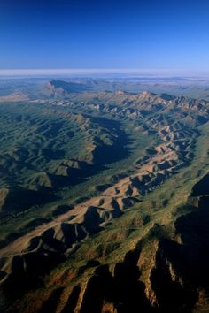 #AustraliaItsBig - Flinders Ranges - South Australia