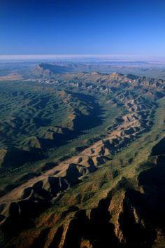 #AustraliaItsBig - Flinders Ranges - South Australia